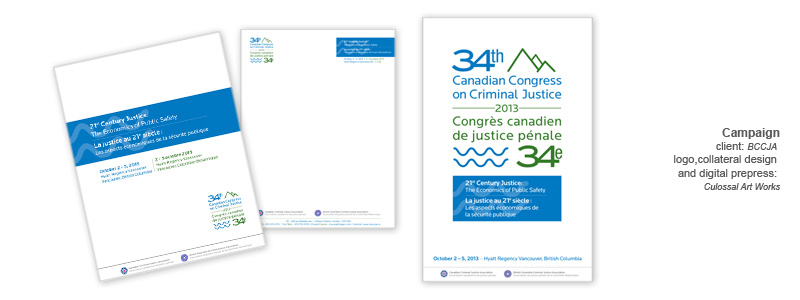 British Columbia Criminal Justice Association collateral